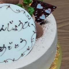 誕生日/誕生日ケーキ 遅くなりましたが、 明けましておめでとう…(2枚目)