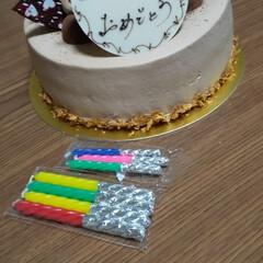 誕生日/誕生日ケーキ 遅くなりましたが、 明けましておめでとう…
