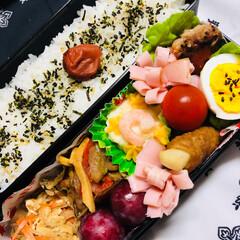 ランチ/高校生男子お弁当 4月23日 月曜日 ☀️  おはようござ…(1枚目)