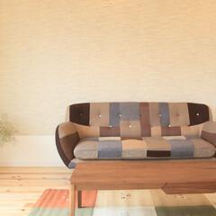 ソファ/エコカラット/オシャレ家具 リビングにはお気に入りのソファでくつろぎ…