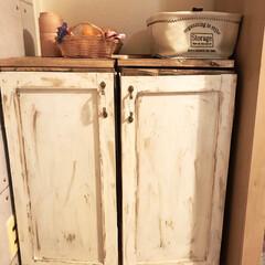 りんご箱diy/りんご箱リメイク/DIY 八百屋さんでりんご箱いただきました。 ち…