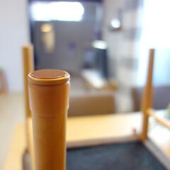 脚ピタキャップ/ダイニング/イス/椅子 /雑貨 イスの脚の部分に、新しく導入してみた「脚…