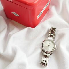 シルバーアクセサリー/腕時計/ファッション/わたしのお気に入り お気に入りのFOSSILの腕時計(* '…