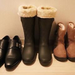 靴/冬靴/ブーツ/防寒/冬の一枚/冬/... 今日は大寒。やっぱり寒い北海道です。 A…