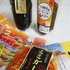 沖縄/おうちごはん/暮らし/楽家事 近くのスーパーで行われていた沖縄フェア。…