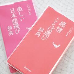 辞典/日本語/言葉選び/国語/コンパクト 手紙を書くとき、SNSに投稿するときに便…