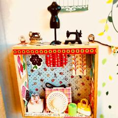 玩具菓子/ミニチュア/小物/ハンドメイド アトリエに飾ってある、ミニチュアです。 …