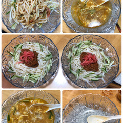 ちょっとうどんのコシが残念/自宅にて再現/東京じゃじゃ麺/フード/グルメ 先日食べた「東京じゃじゃ麺」を再現してみ…