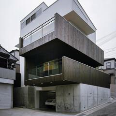 注文住宅/家づくり/外観/外観デザイン/ファサード/ファサードデザイン/... 外観と玄関まわり♪ : ■haus-ku…