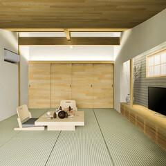 設計事務所/設計/天井/和室/浴室/客室/... 故郷の同級生大将が運営する「民宿せきの…(3枚目)