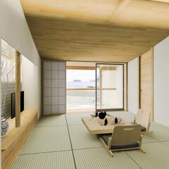設計事務所/設計/天井/和室/浴室/客室/... 故郷の同級生大将が運営する「民宿せきの…(4枚目)