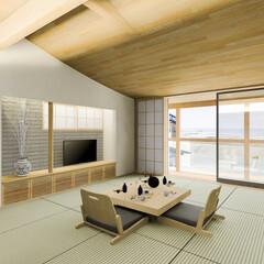設計事務所/設計/天井/和室/浴室/客室/... 故郷の同級生大将が運営する「民宿せきの…
