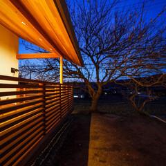 exterior/FACADE/myhome/DESIGN/HOUSE/マイホーム計画/... 来週末、完全予約制の完成見学会を開催いた…(2枚目)