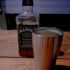 キャッシュレス サーモス 真空断熱タンブラー 340ml ステンレス JDE-340 | サーモス(弁当箱)を使ったクチコミ「今夜はウィスキー。 いつものガラスではな…」