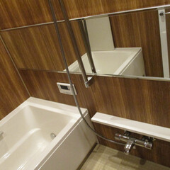 ユニットバス/お風呂/浴室・風呂 当社で施工したユニットバスです! 高級そ…