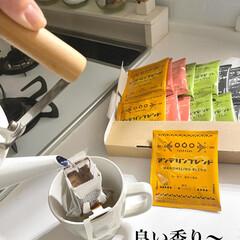 コーヒーのある暮らし/当選/プレゼントキャンペーン/タソガレコーヒー リミア内のプレゼントキャンペーンに 当選…(2枚目)
