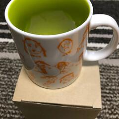 似顔絵マグカップ/卒園記念品 卒園記念のマグカップ。子供たちの似顔絵が…