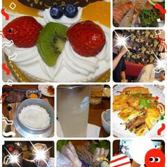 誕生日パーティー/令和の一枚/フォロー大歓迎/LIMIAごはんクラブ/おでかけ/わたしのごはん 22日は私の誕生日 家族みんなで祝ってく…