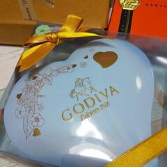 チョコレート/スイーツ/バレンタイン2019 息子が貰ってきてました😟😙🤩🤗