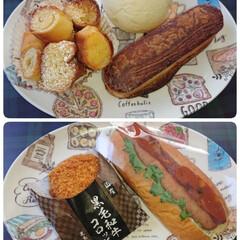 出来たてパン おはよう ございます~(*˙︶˙*)ノ゙…