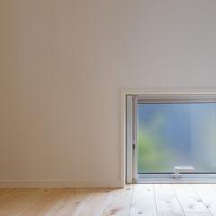1800万円の家/2000万円以下/木の家/風の通り/建築家/静岡/... 3-BOX ミニマムな住宅 書斎の風抜き…