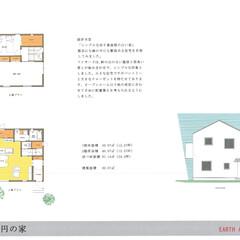 ローコスト住宅/1500万円の家/2000万円以下/建築家/静岡 「1500万円の家」 三角屋根の白い家 …
