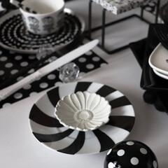 キッチン雑貨/キッチン/雑貨/住まい/イケア/おすすめアイテム/... お気に入りの鉄皿 白黒コーディネートでま…