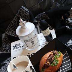 マリメッコクーシコッサ/marimekko/マリメッコ/おうちごはん/牛肉レシピ/パン/... 街で人気の隠れ家ショップ 数種類のパンの…