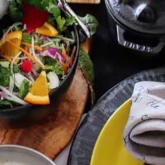 staub/ストウブ ティーポット/グレー 1650018 | ストウブ(急須)を使ったクチコミ「ストウブといえば鍋ですが 中には、鋳物の…」