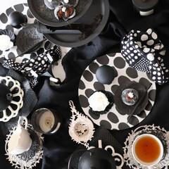 おうちカフェ/ローチョコ/ヘルシーチョコレート/チョコレート/手作り大福/チョコクリーム大福/... 今日のおやつは BLACK大福  中には…