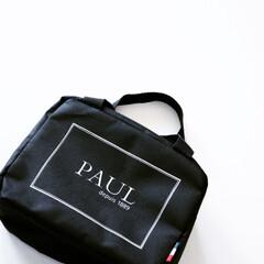みんなにおすすめ/MORE/モア/モア付録/付録/PAUL/... みんなにおすすめしたい 保冷バッグ  白…