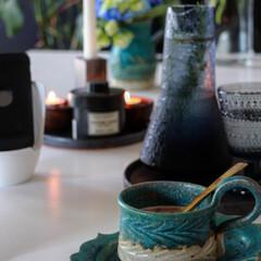 iittala イッタラ ウルティマツーレ Ultima Thule グラス オールドファッション S 200ml レイン 2個セット | イッタラ(アルコールグラス)を使ったクチコミ「インテリア 北欧雑貨に食器が多いのですが…」