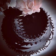 バラ/イマニワ/花のある暮らし/庭のバラ/器好き/黒い器/... まもなく2020年 お正月に使いたい器の…