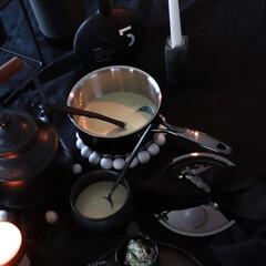 STAUB ストウブ ピコ・ココット ラウンド/10cm ブラック/容量200cc | ストウブ(圧力鍋)を使ったクチコミ「おすすめキッチンアイテム zwillin…」