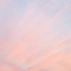 夕陽/夕焼け/お散歩/おでかけ 昨日の夕焼け前