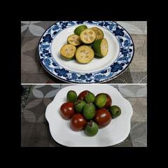 フルーツ/イチゴ味とバナナ味 🍓と🍌を合わせた味。:+((*´艸`))…