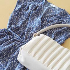 しまむら/ワンピース/バッグ/しまむら購入品/しまパト/プチプラファッション 夏に着る機会が増えるのがワンピース。一枚…