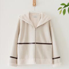 しまむら/ジャケット/プチプラ/レディース/アウター/冬支度 「しまむら」でスエード調のジャケットを購…