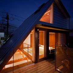 住宅/建築/インテリア 登り梁の家 設計:プライム一級建築士事務…(1枚目)