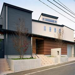 住宅/建築/インテリア 光を抱く家  設計:プライム一級建築士事…