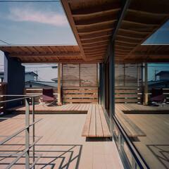 住宅/建築/インテリア/新築/住まい/家/... 杉並の家  設計:プライム一級建築士事務…