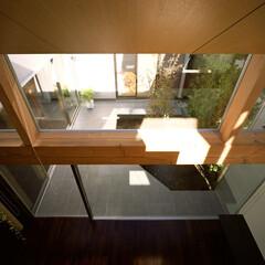 住宅/建築/インテリア/新築/住まい/家/... 光をつなぐ家  設計:プライム一級建築士…