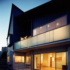 住宅/建築/インテリア/新築/住まい/家/... 末広の家  設計:プライム一級建築士事務…