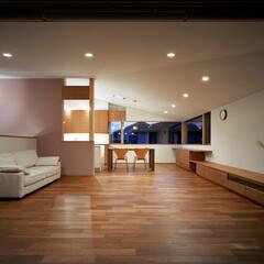 住宅/建築/インテリア 森を望む家  設計:プライム一級建築士事…