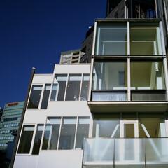 住宅 Y字路-道筋に建つ家 設計:プライム一級…(1枚目)