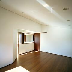 住宅/建築/インテリア/ブーメラン・プランの家/新築/住まい/... ブーメラン・プランの家  設計:プライム…