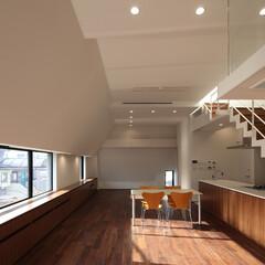 住宅/建築/インテリア/新築/住まい/家づくり/... フラッツAL  設計:プライム一級建築士…