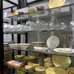 キッチン雑貨/食器/おしゃれなキッチン/おしゃれ/レイクタウン 食器の色合いが可愛い買ったので! グレー…