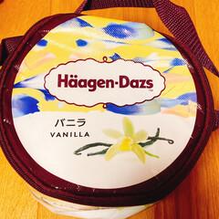 ハーゲンダッツのクーラーBOX/ハーゲンダッツ これ見つけた〜♪( ´▽`)  ハーゲン…(2枚目)