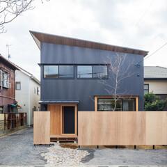 木造/ローコスト住宅/ローコスト/一戸建て/不動産・住宅/外観/... シンプルな矩形を活かしたローコスト住宅